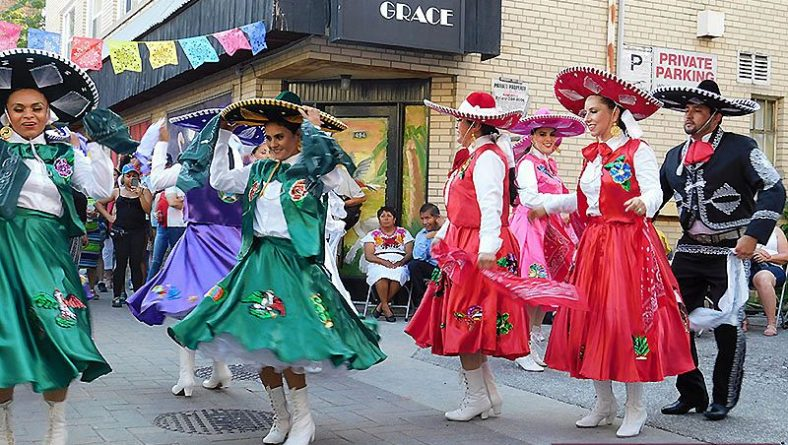 Fiesta Latina A Dancing Success in Downtown Windsor During 4th Annual Festival