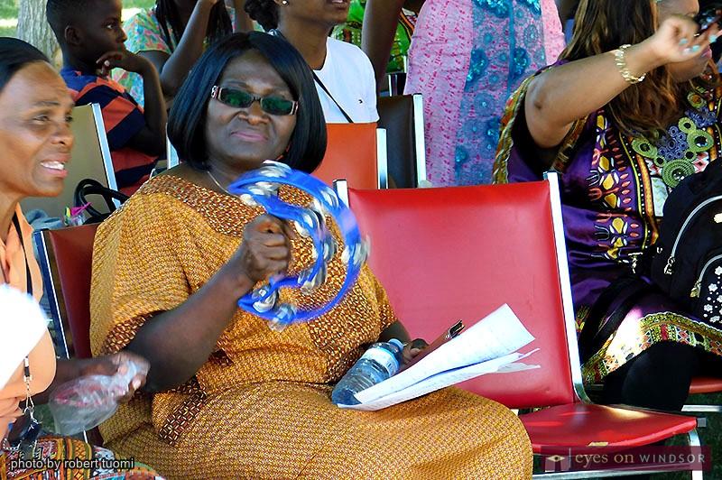 Throne of Grace pastor Grace Ugbeye