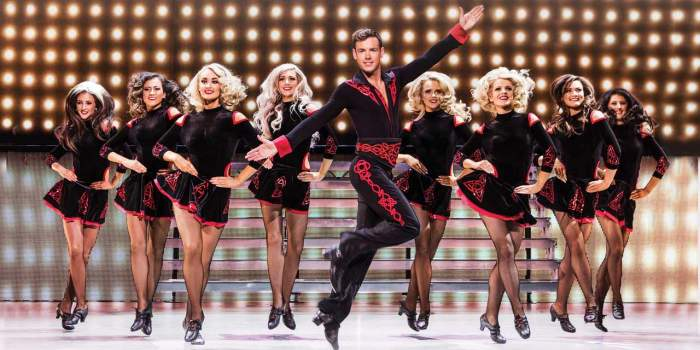 Flatley's Lord of The Dance Irish Dancers To Perform At Caesars Windsor
