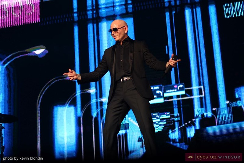 Pitbull at Caesars Windsor