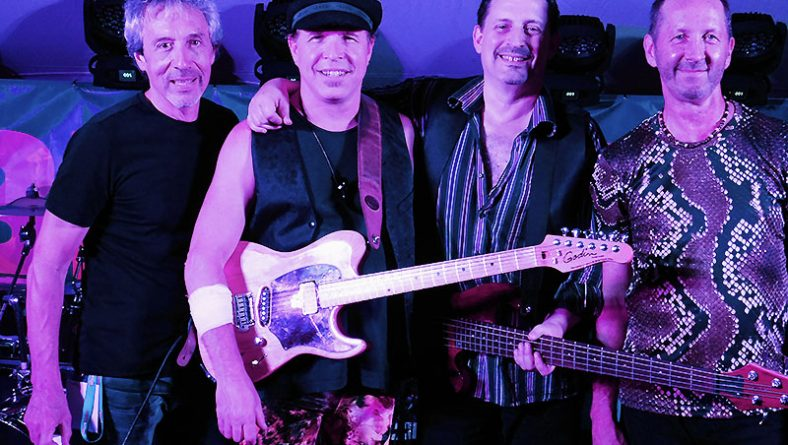 United Snakes & Simply Queen To Rock Leamington Both With Mitch Taylor