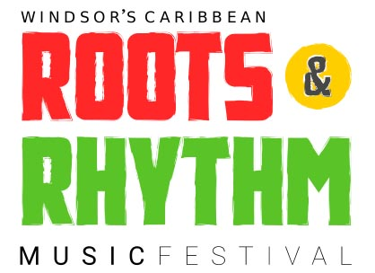 Windsor Caribbean Roots & Rhythm Music Festival Logo