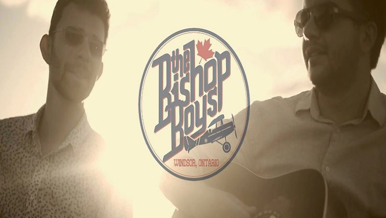 Bishop Boys Ready to Record But Will Make Headlining Debut First