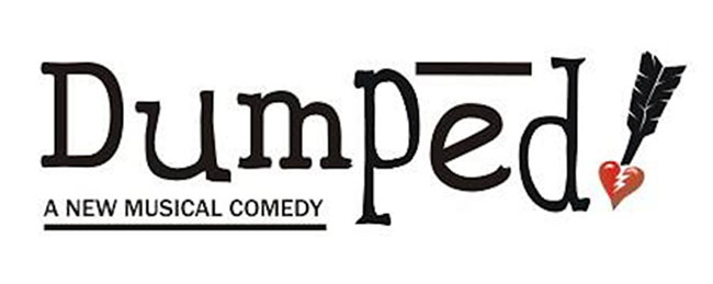 Dumped! Musical Comedy by Windsor Light Music Theatre Poster