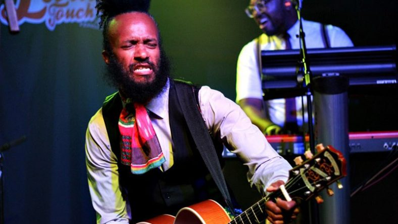 Fantastic Negrito Brought Blues Infused Black Roots To Detroit With JIVA
