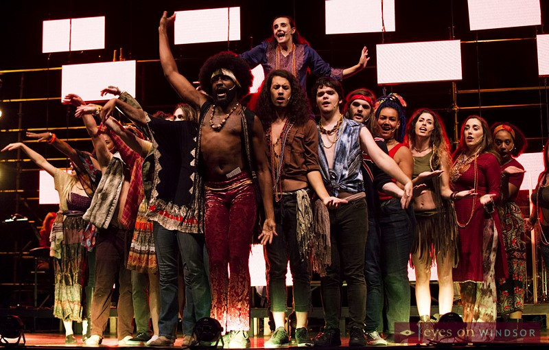 Cast of Hair by ACT Windsor