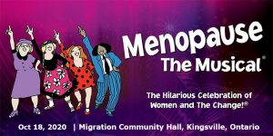 Menopause The Musical Poster