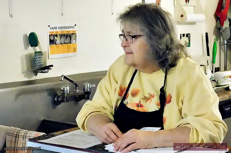 Olde Towne Bake Shoppe owner Mary Ann Cuderman
