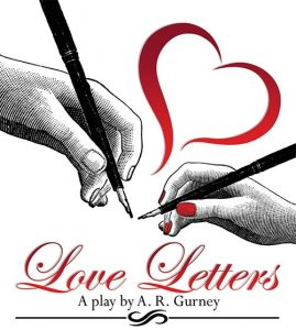 University Players Presents Love Letters Featuring Alumni Actors Poster