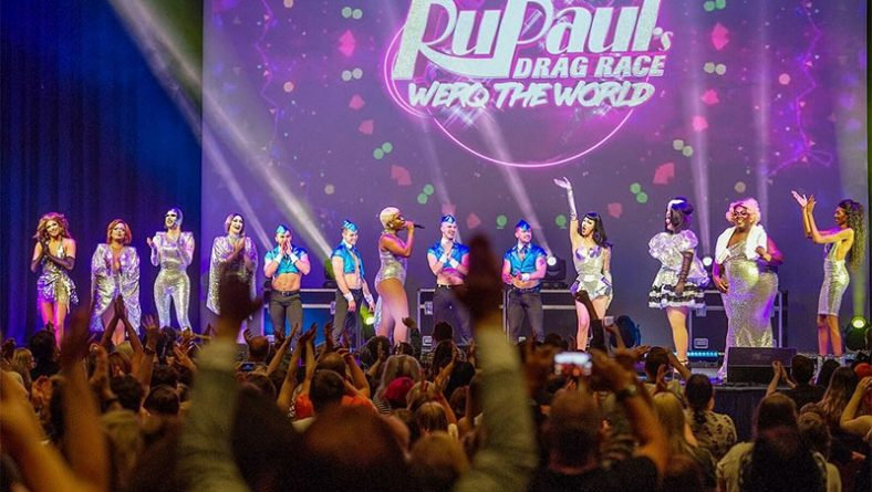 Iconic Drag Queen RuPaul's Drag Race Werq The World Tour Is Strutting Into Detroit
