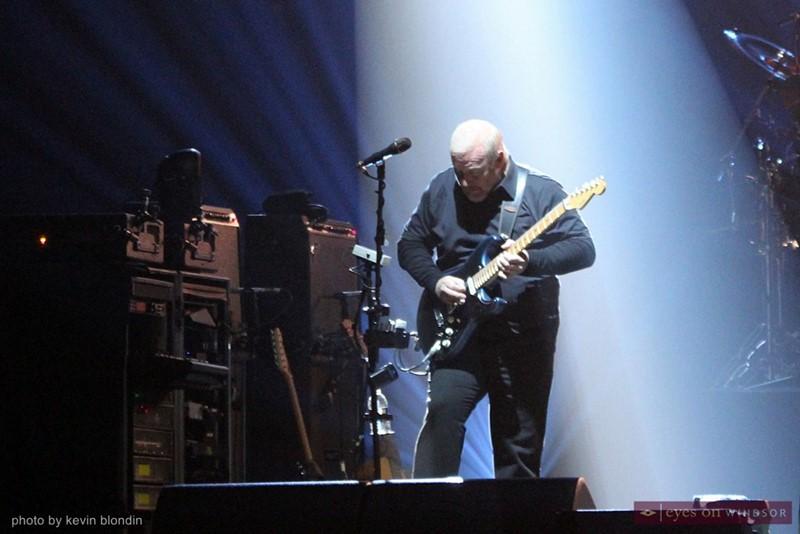 Steve Mac of The Australian Pink Floyd