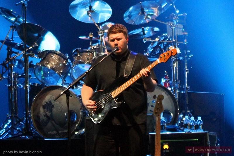 Ricky Howard (bass/vocals) Australian Pink Floyd