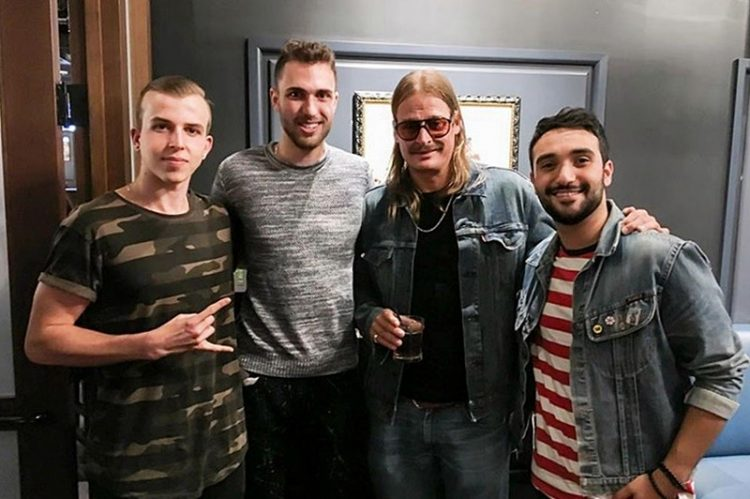 Autumn Kings Takeover Windsor, Detroit Red Wings, and Kid Rock's Restaurant