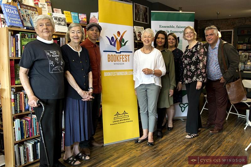 Bookfest Windsor 2018 Committee