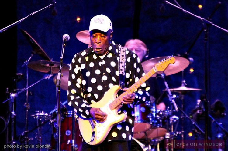 Buddy Guy & Quinn Sullivan Open Caesars Windsor Concerts For A Cure