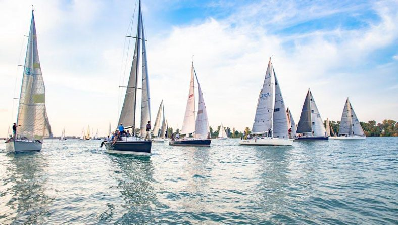 Windsor Yacht Club's Popular International Chimo Sailboat Race Winners Announced