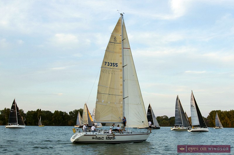43rd Annual International Chimo Race, Windsor Yacht Club Winner: PRIVATE IDAHO