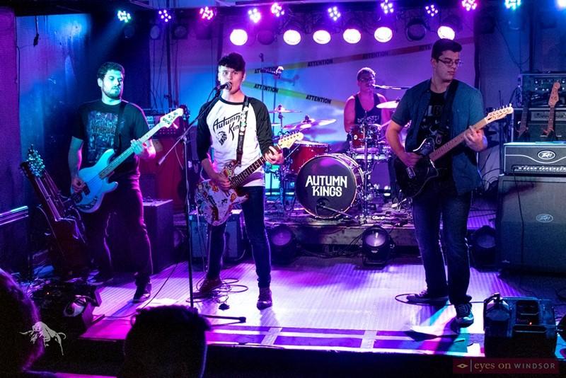 Disaster Strike Band