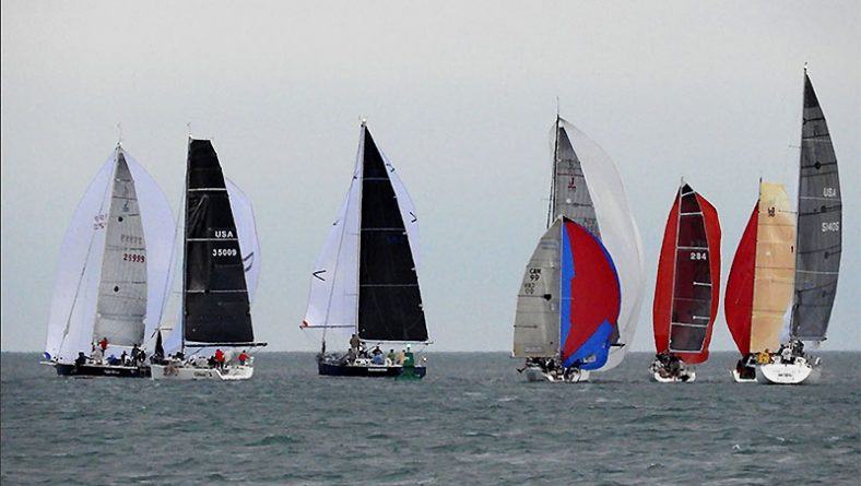 International Chimo Sailboat Race Starts In Front of Windsor Yacht Club Wednesday Night