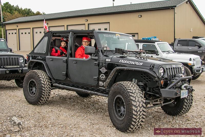 Jeep Jam Poker Run Windsor