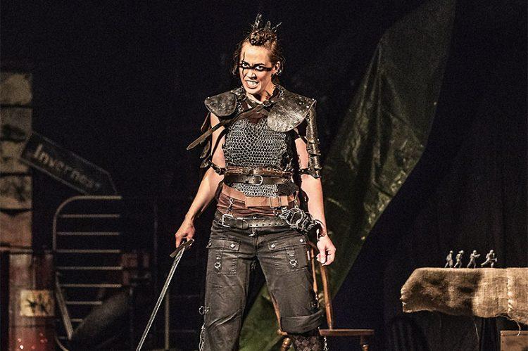 Kordazone Theatre's Female Macbeth Totally Killing Latest Production