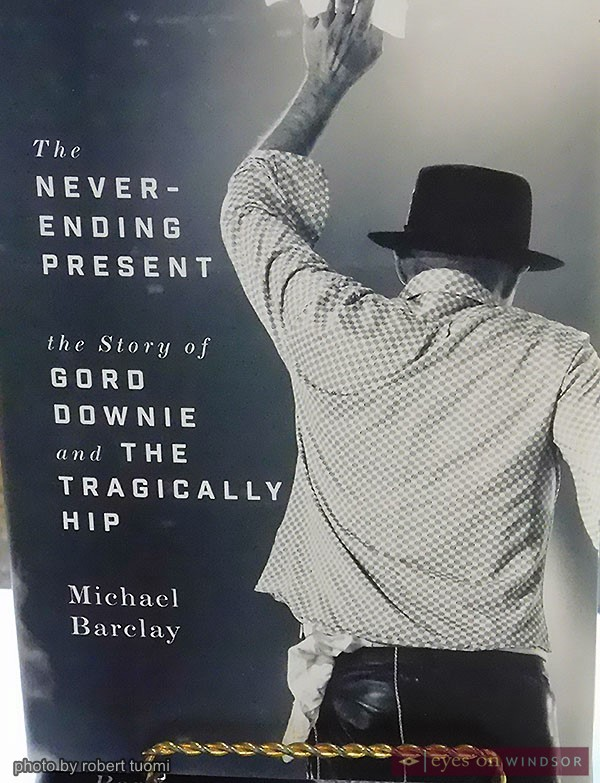 Book: The Never-Ending Story by Michael Barclay