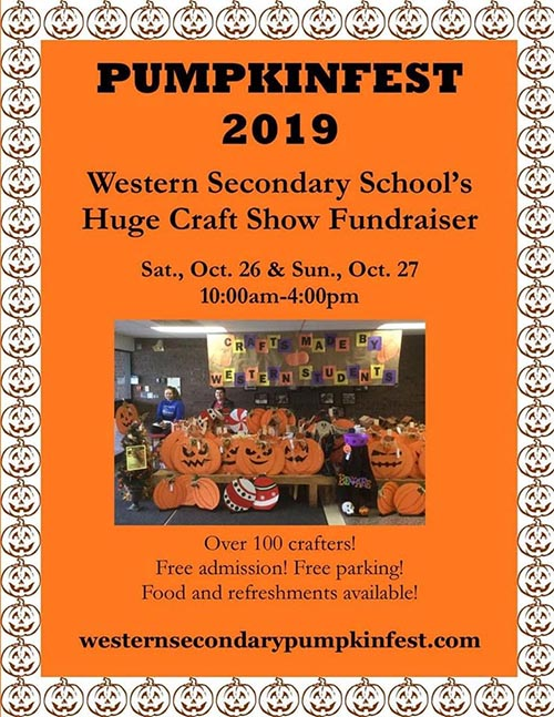 Western Secondary Pumpkinfest