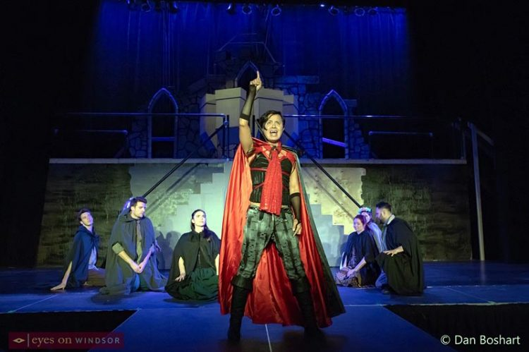 Raise The Stakes, Outrageous Horror Musical Makes World Premier in Windsor