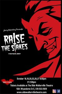 Raise The Stakes Poster