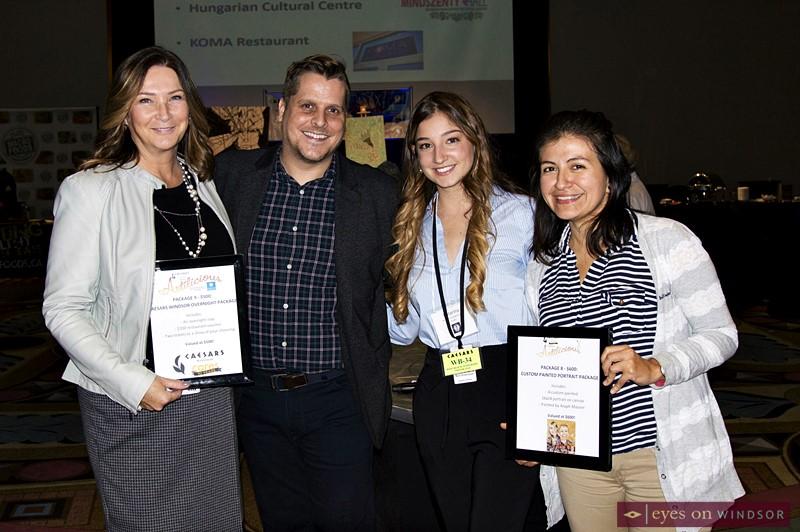 Artilicious Windsor Raffle Prize Winners