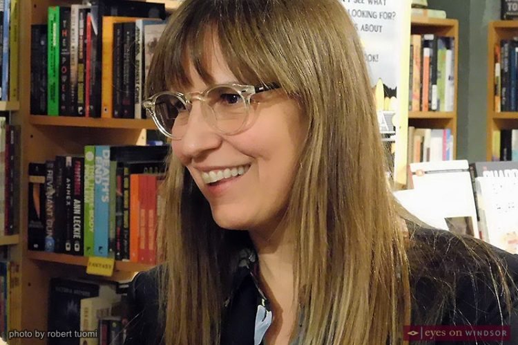 Lisa Gabriele Comes Home To Launch New Novel The Winters at Biblioasis