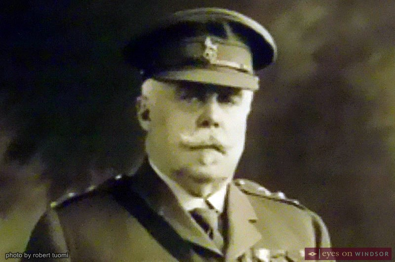 Colonel Henry Casgrain