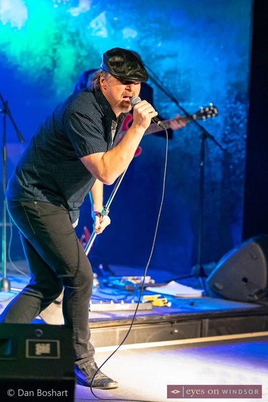 Rick Labonte The Blues Side Band