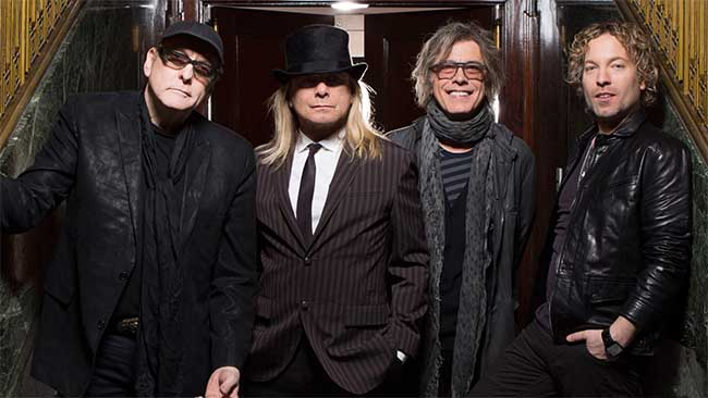 Cheap Trick To Rock Caesars Windsor