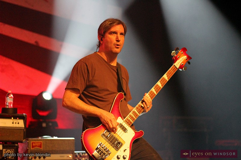 Clutch bassist Dan Maines