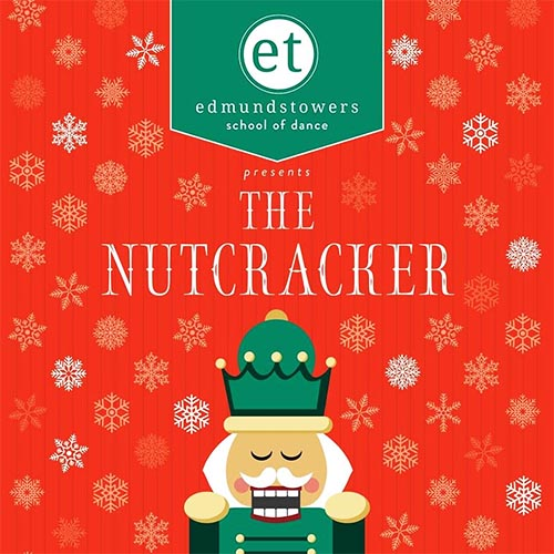 Edmunds Towers School of Dance, The Nutcracker Poster