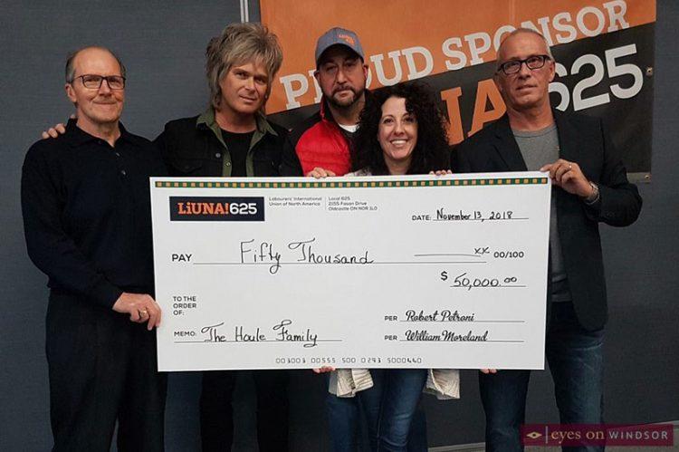 With $50K Raised So Far Rockin' For Kaleb's Kourage Nearly Cancelled