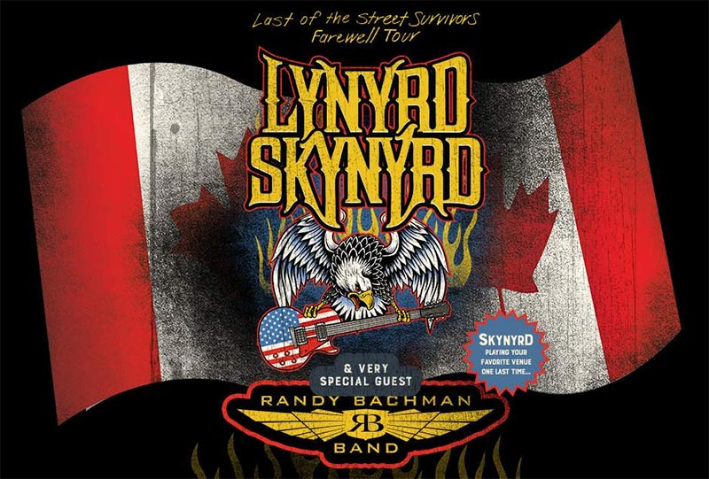 Lynyrd Skynyrd Farewell Tour Live at Caesars Windsor