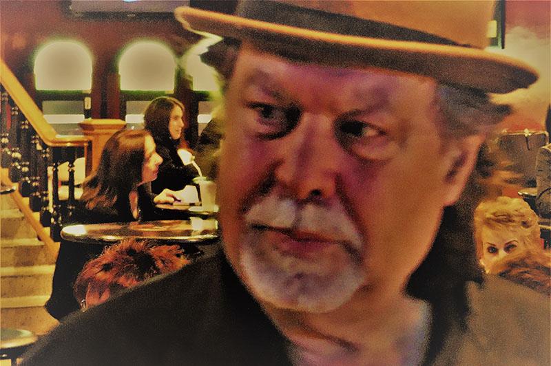 Michael McCann Canada South Blues Society president