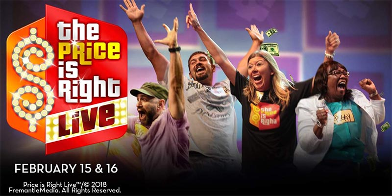The Price is Right Live at Caesars Windsor