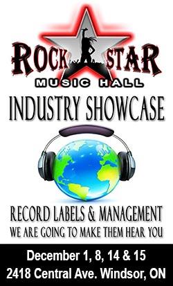 Rockstar Windsor Music Industry Showcase Sidebar Banner