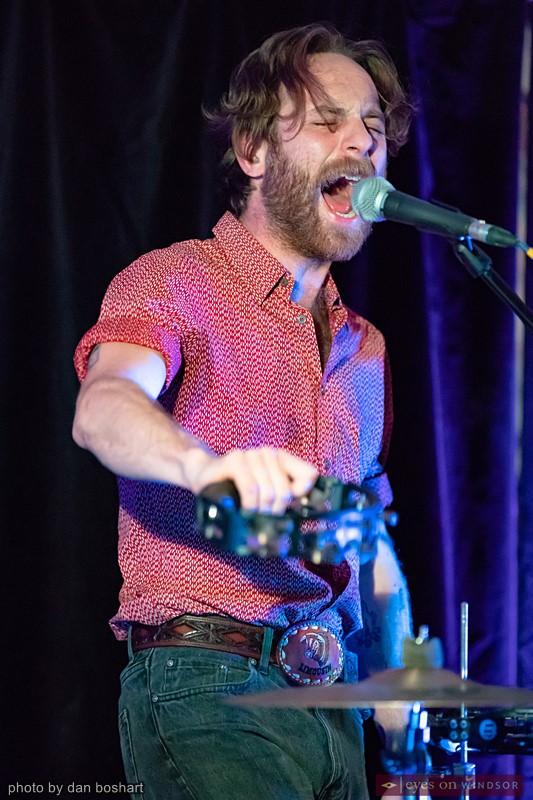 Matt Warry-Smith (ukulele, percussion), Union Duke