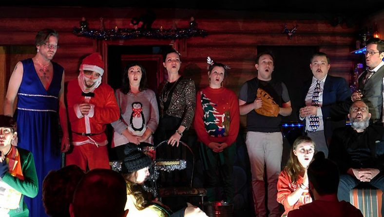 A Rave Review For Post Productions' Another F**king Christmas Play