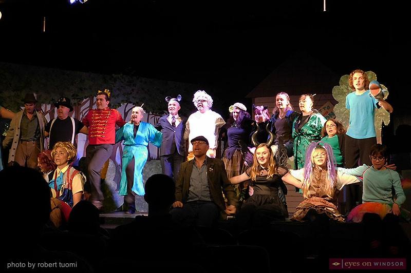Cast of Korda Artistic Productions Pinocchio