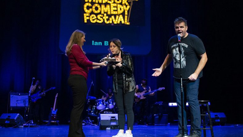 Windsor Comedy Festival Comics Celebrated More Than Laughs This Year