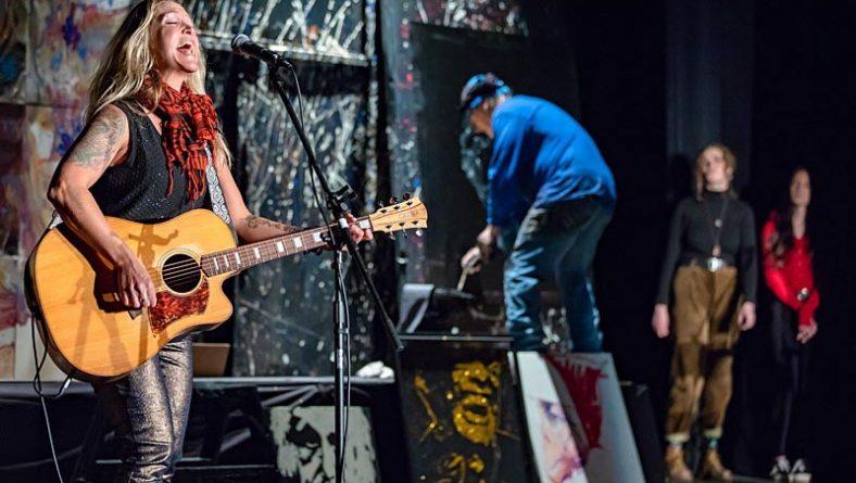 Renowned Musicians & Artist Made Music & Art Collide In Windsor