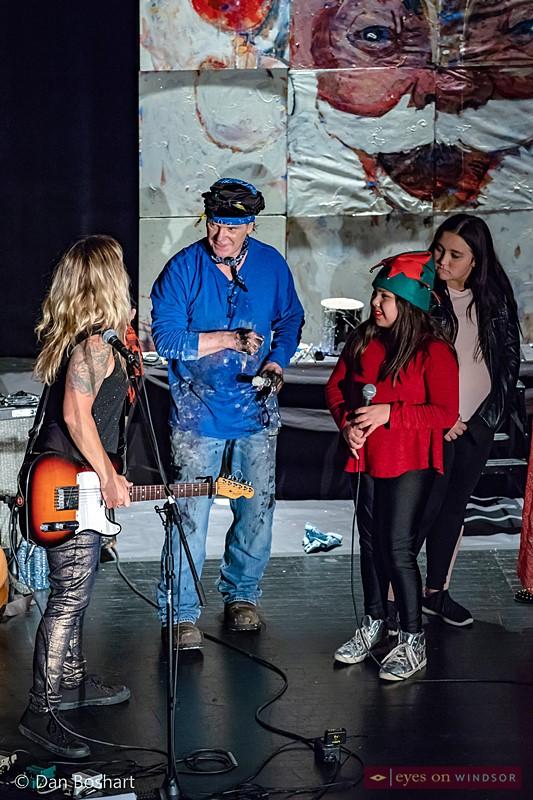 Music 'N Arts Collide Windsor Show