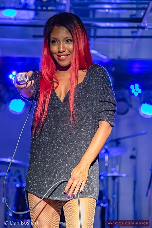 Southern Avenue vocalist Tierinii Jackson