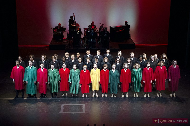 Merry Christmas 19311s Choir