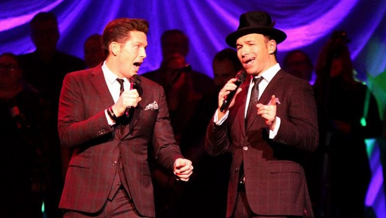 The Tenors Kept Windsor Singing Together In Perfect Harmony